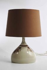 Bjørn Wiinblad for Rosenthal. Bordlampe i keramik