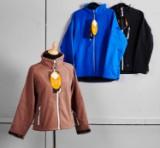 CC Sportswear. 'Softshell Equipment' jakker (3)