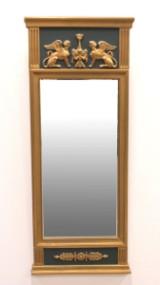 Spegel, empirestil