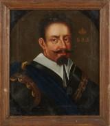 Regentporträtt Kung Sigismund
