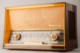 Saba Villingen 125 Röhrenradio, um 1960