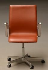 Arne Jacobsen. Oxford kontorstol, model 3273.