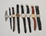 Parti armbandsklockor, 8 st (8)