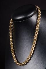 Kette aus 585er Gold
