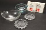 Samling glas fra Holmegaard, Per Lütken og Sidse Werner (4)
