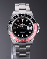 Rolex GMT Master II men's watch, steel, ref. 16710