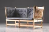 Børge Mogensen. Spoke-Back Sofa, model 1789