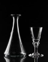 Reijmyre, glasservis, 'Slottet', 13 delar