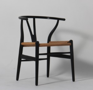 slutpris f r hans j wegner y stol. Black Bedroom Furniture Sets. Home Design Ideas