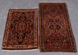 Persiske Saruck tæpper (2)