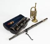 Samling ældre instrumenter (3)