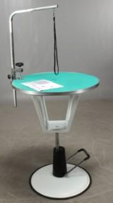 Trimmerbord med hydraulisk løft og galge. NDG1011