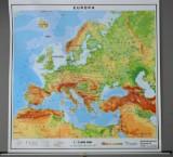 Skolekort. Europa