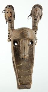 Bambara, Mali, mask
