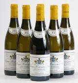 6 fl. Puligny-Montrachet Les Pucelles 2002. (6)