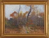 Willhelm von Gegerfelt oljemålning