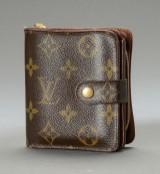 Louis Vuitton, pung af monogram canvas