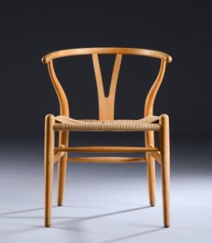 hans j wegner y stol b g. Black Bedroom Furniture Sets. Home Design Ideas