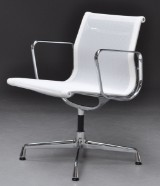 Charles Eames. Office chair, model EA-108, woven net