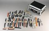 Samling armbåndsure, vintage og nyere (37)