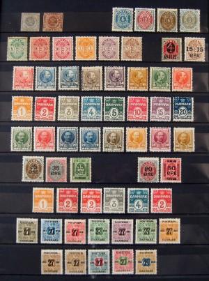 Danmark samling 1858-1967