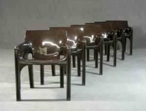 m bel vico magistretti armlehnst hle gaudi von artemide 6 de hamburg. Black Bedroom Furniture Sets. Home Design Ideas