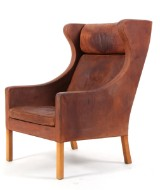 Børge Mogensen. Wing chair, model 2204