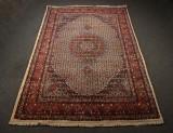 Persisk Moud tæppe. 300 x 195 cm.