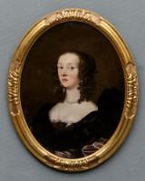 Ubekendt kunstner, kvindeportræt 1700-1800 tallet