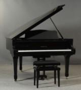 Yamaha  flygel, model G3 samt klaverbænk (2)