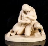 Stephan Sinding, efter, skulptur 'To Mennesker'