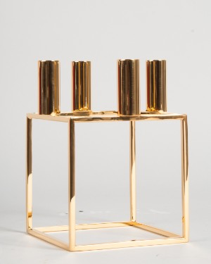 slutpris f r mogens lassen kerzenhalter kerzenst nder modell kubus. Black Bedroom Furniture Sets. Home Design Ideas