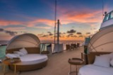 8-day cruise 'Treasures of the Caribbean and South America' (Aruba-Venezuela-Curaçao-Panama-Columbia) on the Pullmantur Monarch in an outer cabin with all-inclusive package for 2 people