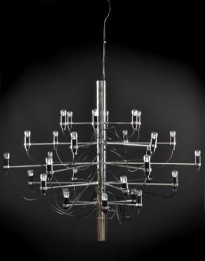 Vara 3003369 gino sarfatti flos ljuskrona modell 2097 for Gino sarfatti flos