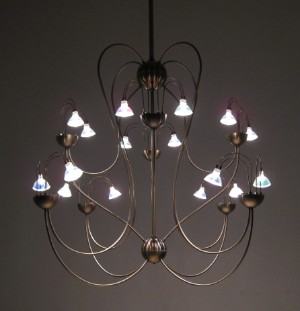 nicolas thomkins kronleuchter modell la fontaine f r gunther lambert. Black Bedroom Furniture Sets. Home Design Ideas