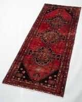 Khamseh tæppe, Persien, ca. 285 x 110 cm