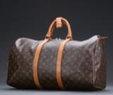 Rejsetaske. Louis Vuitton, model Keepall 50