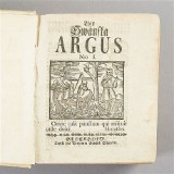 Dalin Then swänska Argus 1732-34