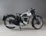 Motorbike, BSA C11, 250cc, 1951