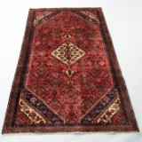 Bibikabab tæppe, Persien, ca. 285 x 145 cm