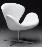 Arne Jacobsen. 'The Swan', lounge chair, model 3320. 'Brown Label' from 2010