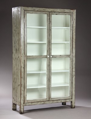 house doctor vitrinenschrank b cherschrank modell mall. Black Bedroom Furniture Sets. Home Design Ideas