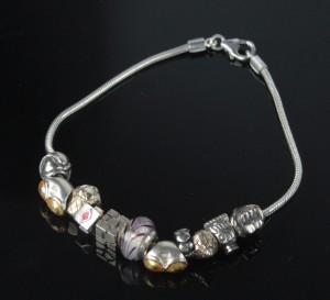 Aagaard Lovelinks - Petite armbånd med 11 charms  8ae12f74d8d94