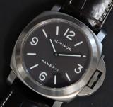 Panerai PAM 116 Luminor Titanium Tabacco Dial. Men's watch. Limited Edition. 118/300