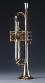 Bb trompet mrk. Peter Pollard