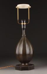 Just Andersen. Bordlampe