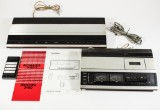 Bang & Olufsen, 2 delar, Beomaster 2400-2 samt Beocord 2400