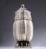 Georg Jensen strøbøsse af sølv 1915-1927