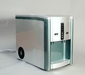 ismaskine tilslutning til varmt vand