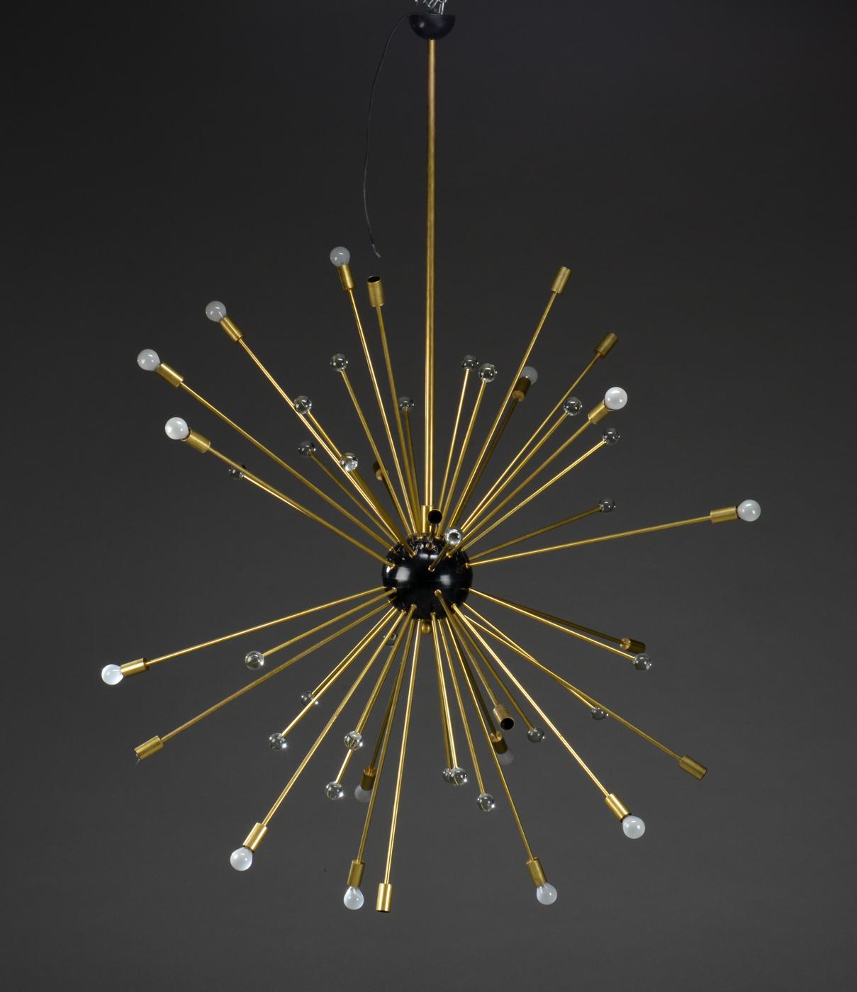 Sputnik Lampe